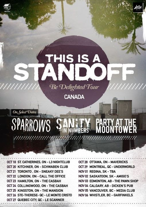 <center>[TOUR] This Is A Standoff  Be Delighted Tour 2011</center>