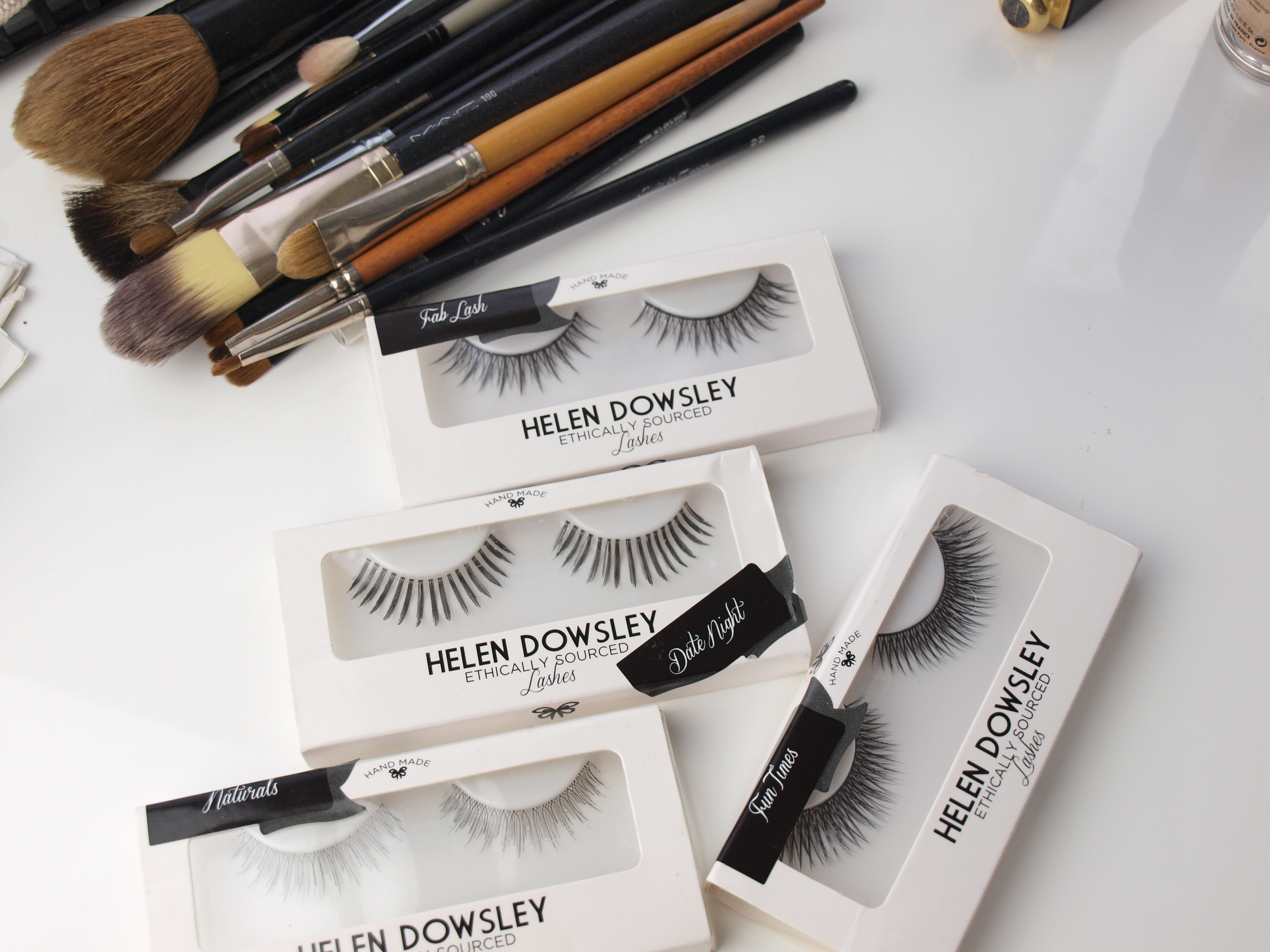 Helen Dowsley Lashes