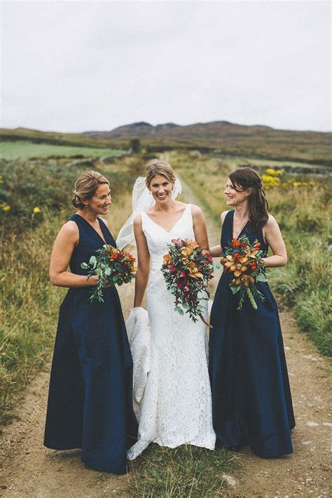 Best 25  Autumn bridesmaid dresses ideas on Pinterest