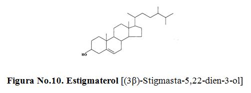 Estigmaterol [(3β)-Stigmasta-5,22-dien-3-ol]