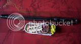 Gantungan  kunci Sandal Anyaman