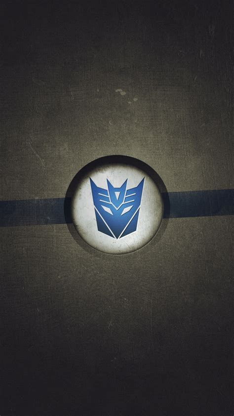 720x1280 Transformers logo Galaxy s3 wallpaper