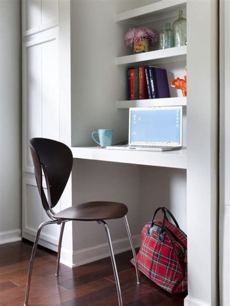 kleine werkplek  huis wooninspiratie