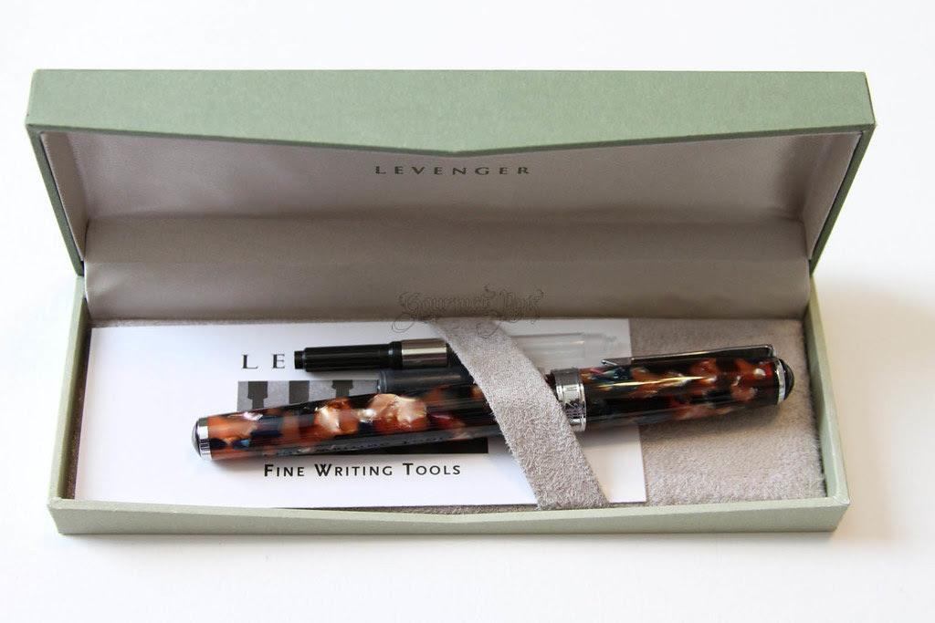 Levenger True Writer Kyoto In Box