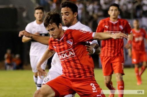 Copa Sudamericana | Independiente empató en un difícil partido con Olimpia y logró el pase a cuartos