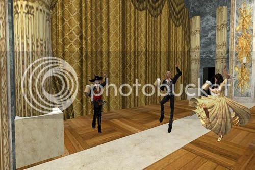 Queen's Quest Victory Dance by Seamus Gabardini