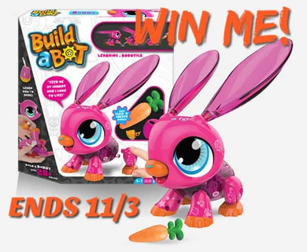 Colorific Build-a-Bot Toys, Holiday Gift Guide, STEM Toys