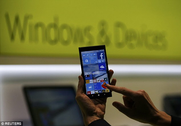 Microsoft is yet to provide a precise date for the launch of the Windows 10 operating system, which is aimed at powering PCs,smartphones and also connected devices such as bank machines and medical equipment.