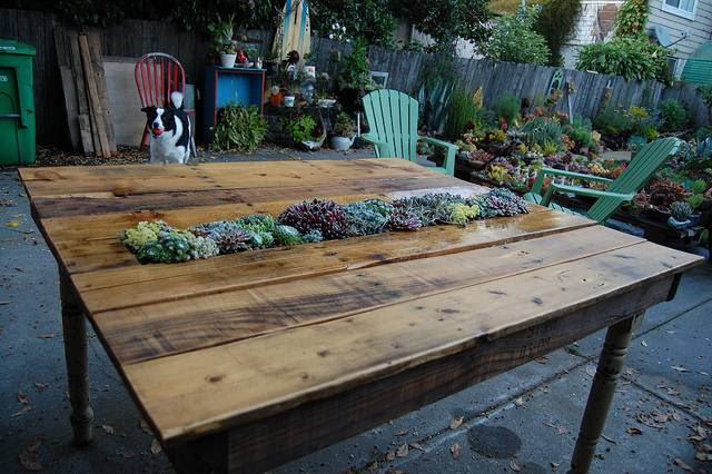 Roundup: DIY Outdoor Furniture Ideas » Curbly | DIY Design Community