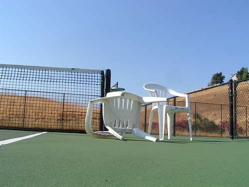 tennis courts in the middle of nowhere 1