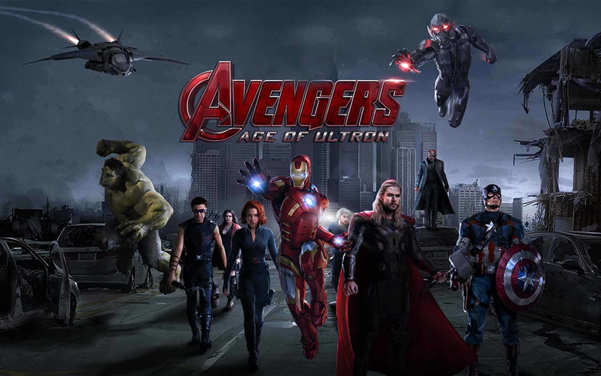 Avengers Age Of Ultron Wallpaper 72 Images