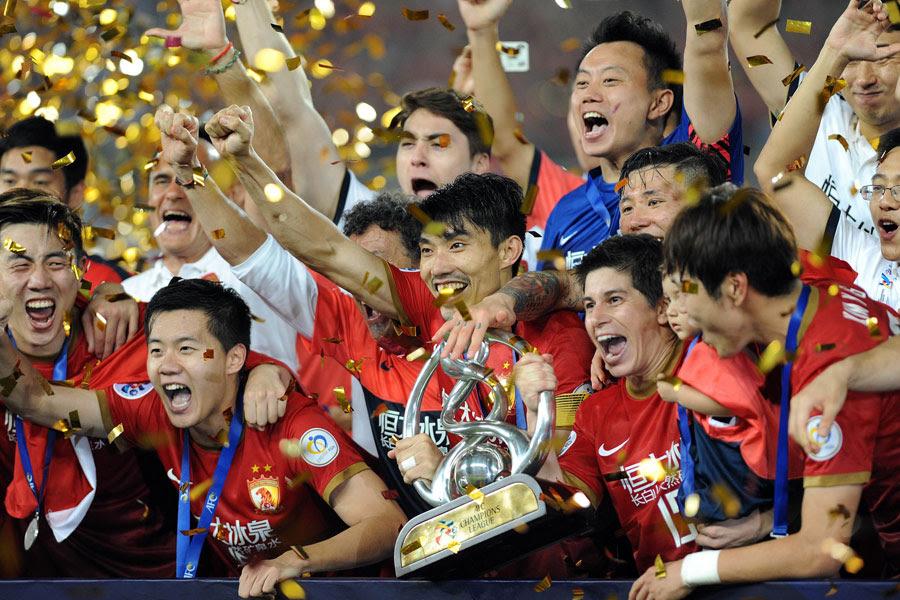 Guangzhou Evergrande campeão