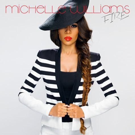 New Music: Michelle Williams debuts second single 'Fire'...