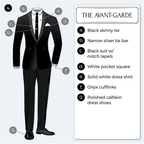 Black Tie Optional Dress Code Guide in 2019   clothing