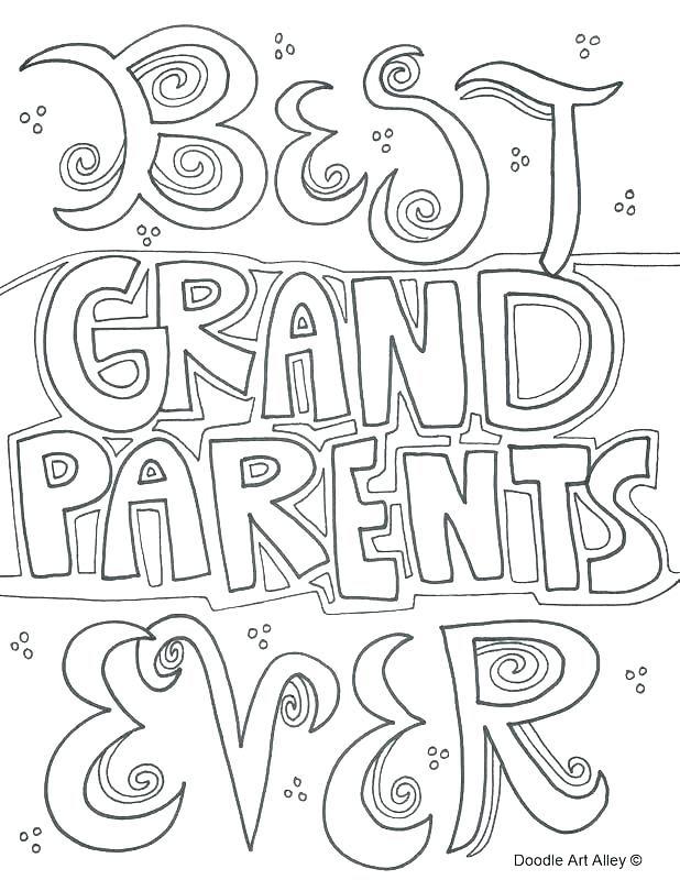 I Love You Grandma Coloring Pages at GetColorings.com ...