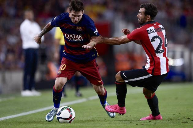 Barcelona vs Athletic Bilbao: Live Score, Highlights from ...