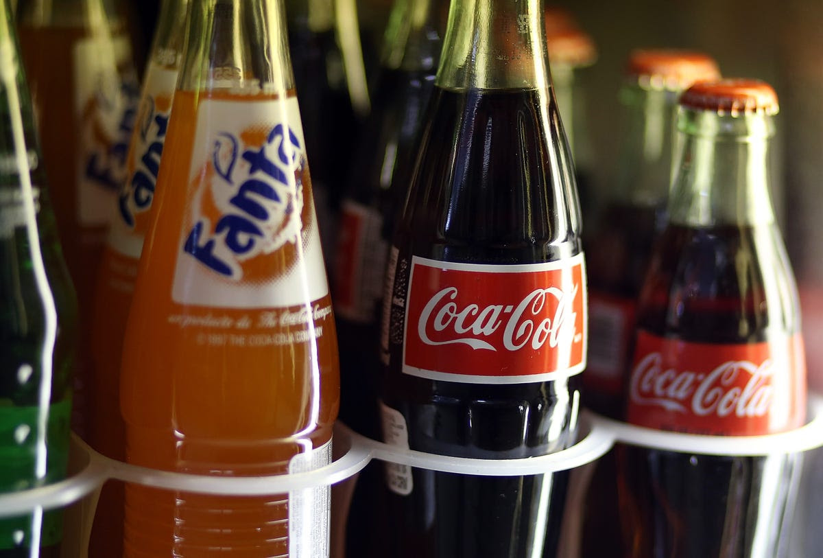 Do sugary soft drinks lead to diabetes?