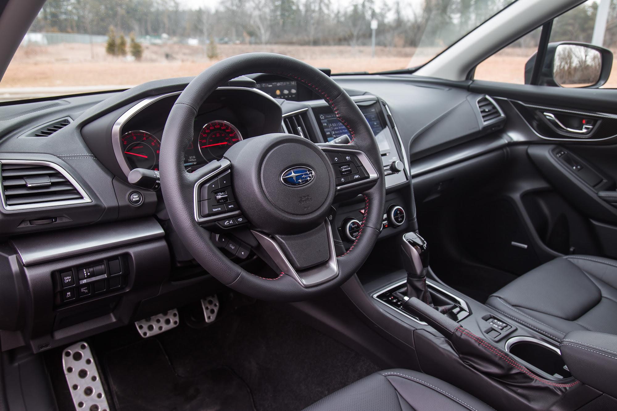Review: 2017 Subaru