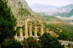 Greece Griechenland 1966 Delphi Griechenland (...