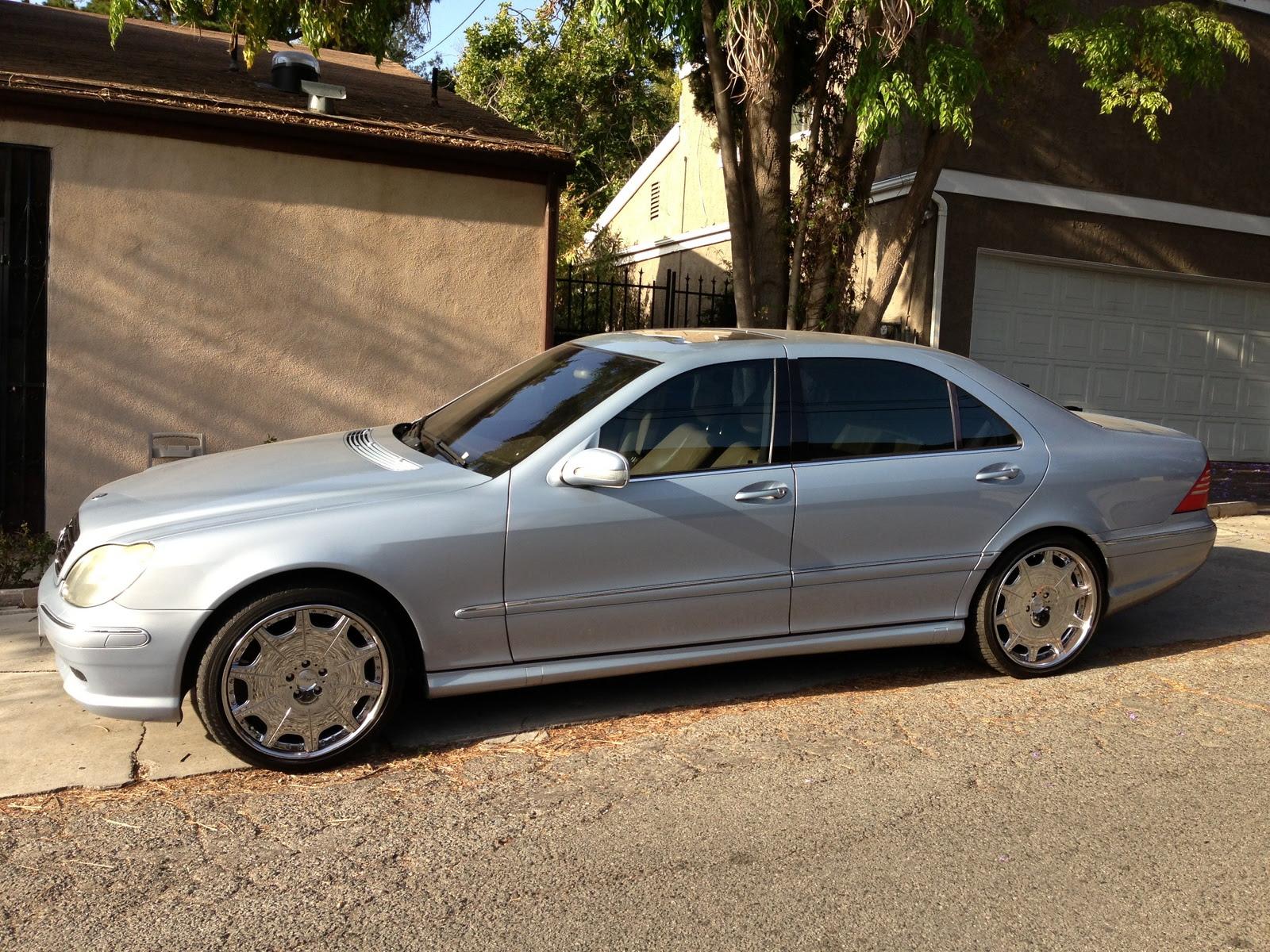2001 Mercedes-Benz S-Class - Pictures - CarGurus