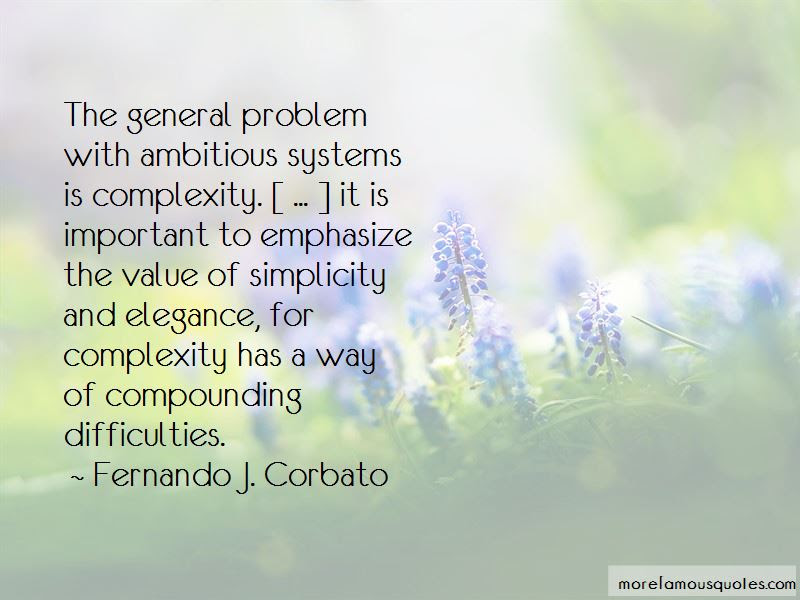Quotes About Elegance And Simplicity Top 32 Elegance And Simplicity