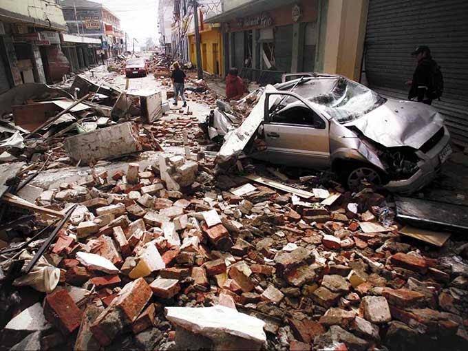 Cómo cobrar el seguro de tu auto si sufrió daños por un terremoto