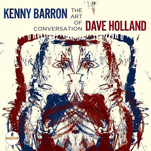 Kenny Barron/Dave Holland - Art of Conversation cover