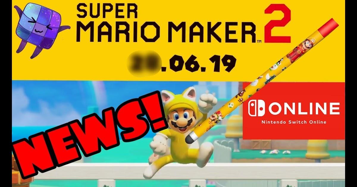 E Music Theory Super Mario 64 Snes Rom Super Mario Maker 2 Neuer Trailer News