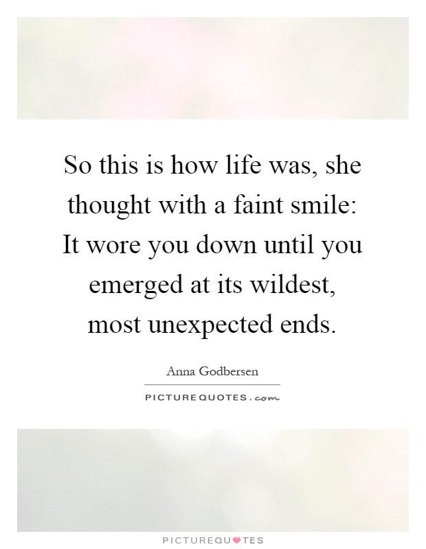 Life Unexpected Quotes Sayings Life Unexpected Picture Quotes