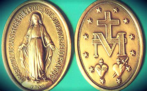 reasons  wear  miraculous medal
