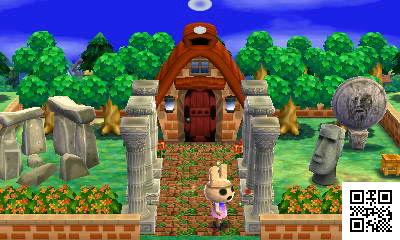 My Animal Crossing Happy Home Designer Homes Facilities Page 3