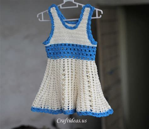 Crochet Patterns Galore   Crochet dress for baby girls 2