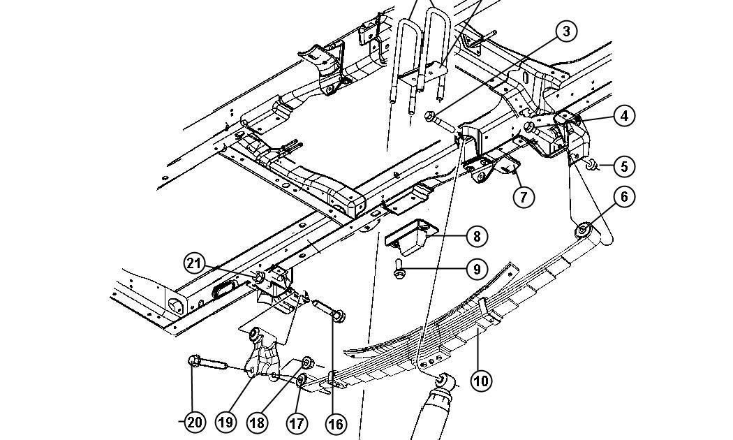 2001 dodge ram 2500 front suspension diagram