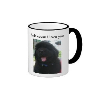 Adorable Puppy Mug