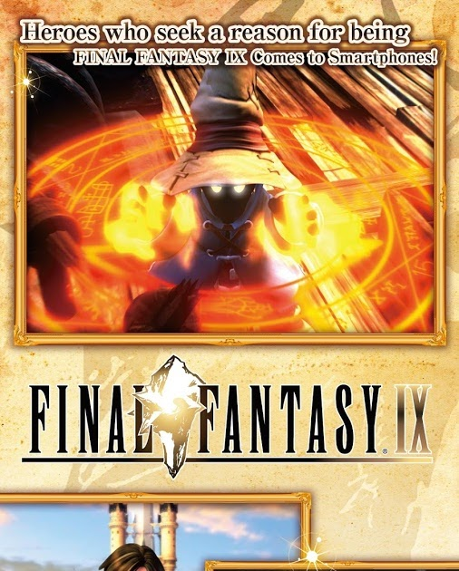 Paid FINAL FANTASY IX For Android V1.3.4 + Mega Mod