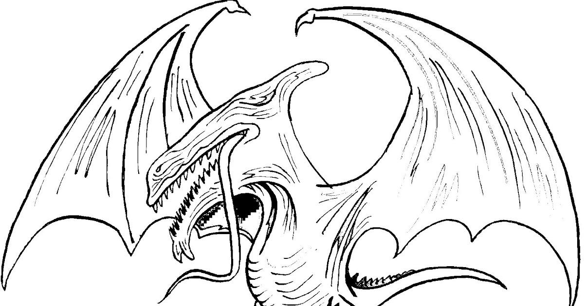 malvorlagen böse drachen ausmalbilder  christopher ochoas