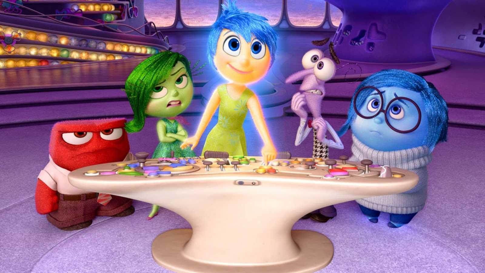 Inside Out La Nueva Pelicula De Disney Pixar Transcurre En La