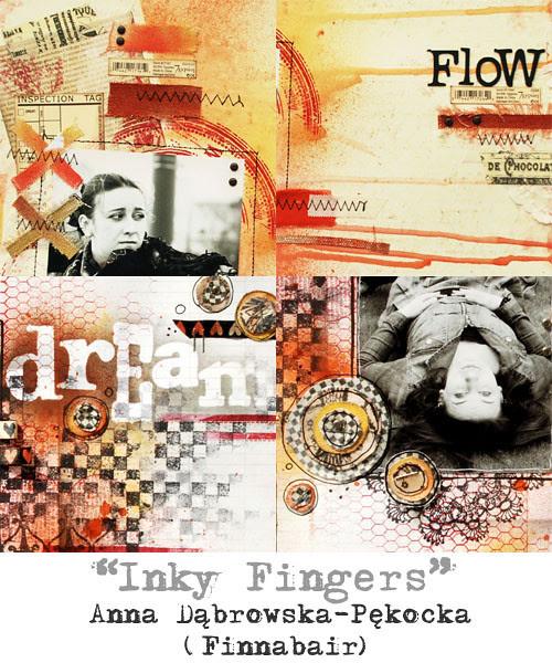 Inky Fingers Class