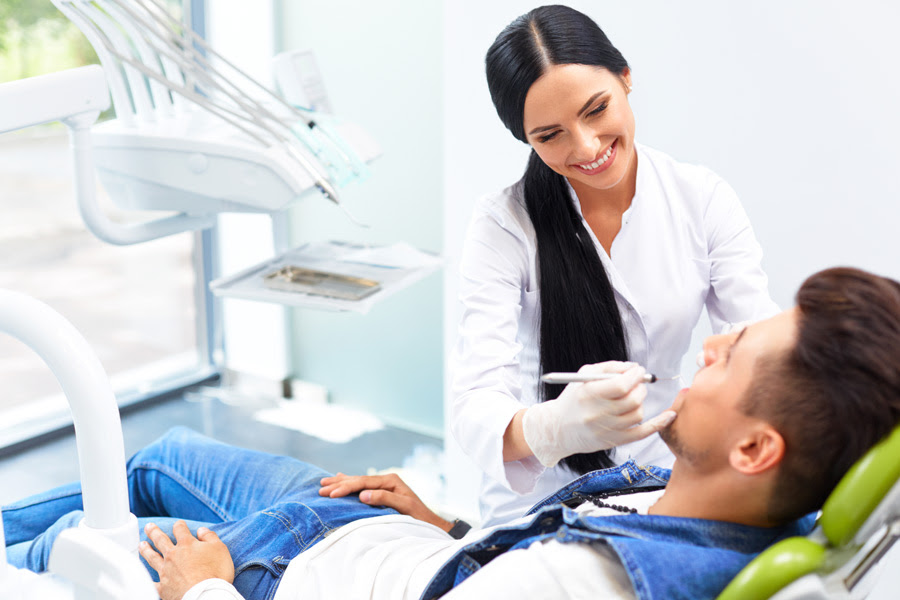 when was the last time you visited the dentist?