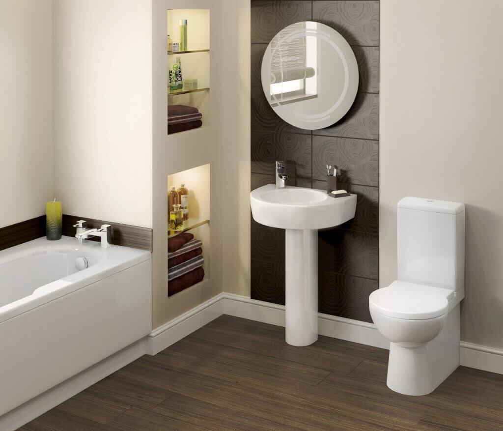 7 Big Ideas for a Small Bathroom Remodel - Apartment Geeks