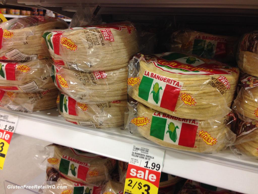 Gluten Free Diet corn tortillas - Gluten Free Retail HQ