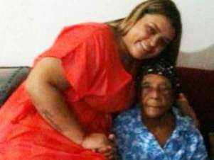 Preta Gil postou em seu Instagram uma foto em homenagem a avó Foto: Instagram / Reprodução
