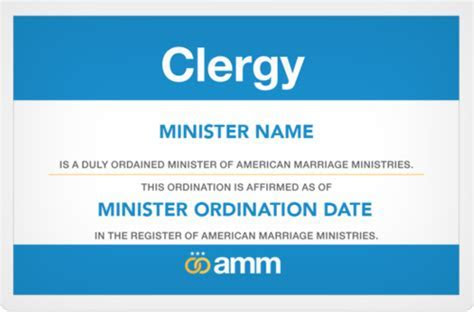 American Marriage Ministries Store   American Marriage