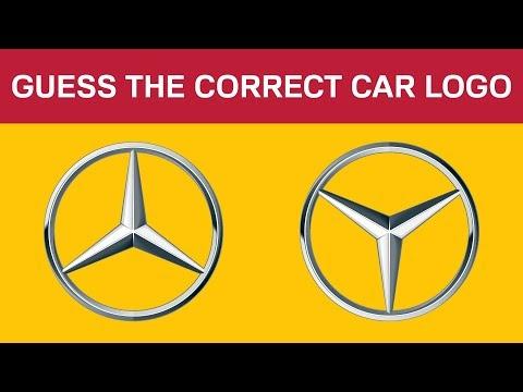 Guess the correct car logo | Car logo quiz | Logo challenge