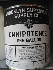 omnipotence | brooklyn superheroes store