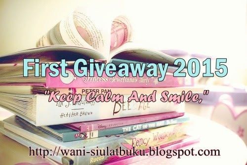 First Giveaway 2015