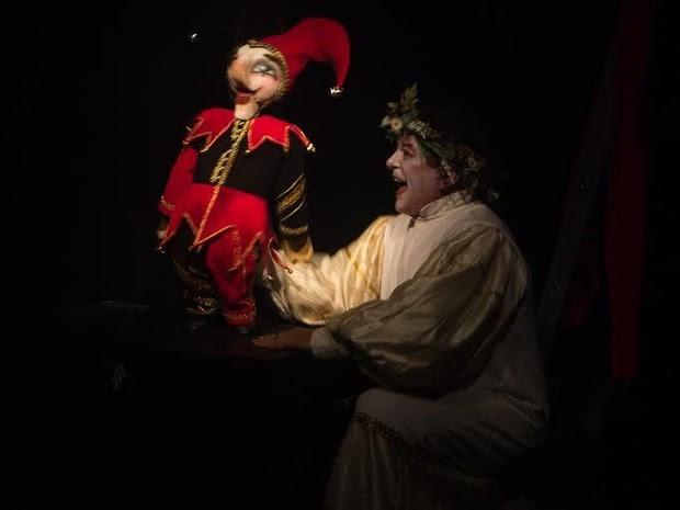 O Canto do Cisne, de Pernambuco, será apresentada no Teatro Hermilo, às 19h do dia 22 de novembro (Foto: Divulgação)