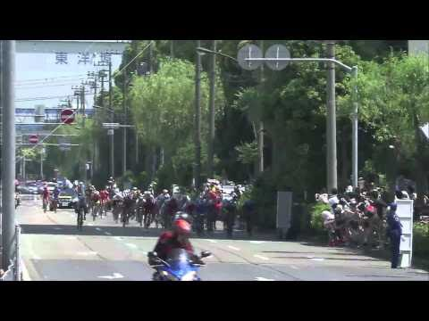 Tour of Japan 2012 Stage 6 (Tokyo) Highlights Video
