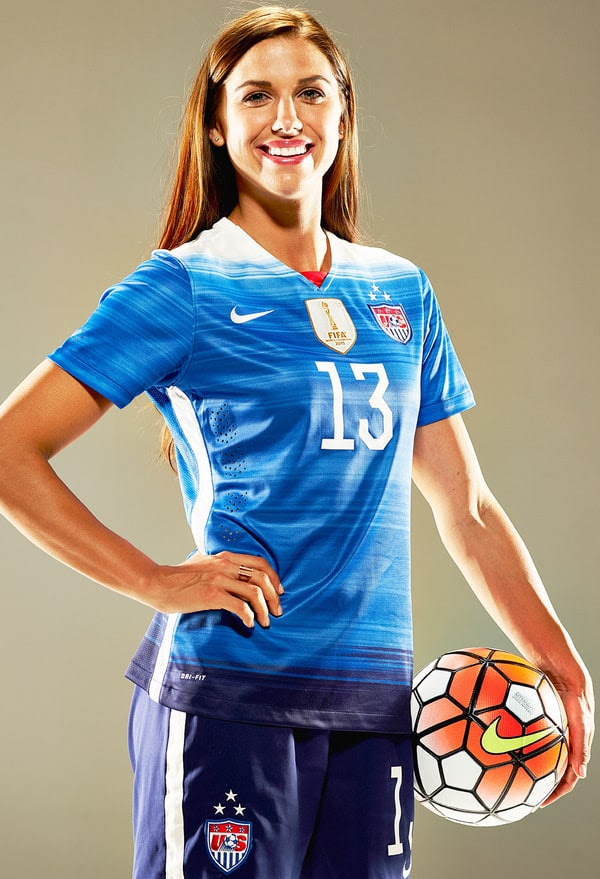 Alex Morgan Surprised by Response to Soccer's Equal Pay ...