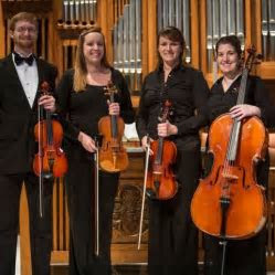 Hire Southern Indiana String Quartet (SisQ)   Wedding Band